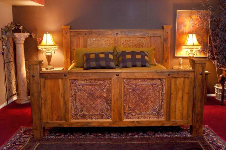 20 Good Looking Tuscan Style Bedroom Furniture Designs