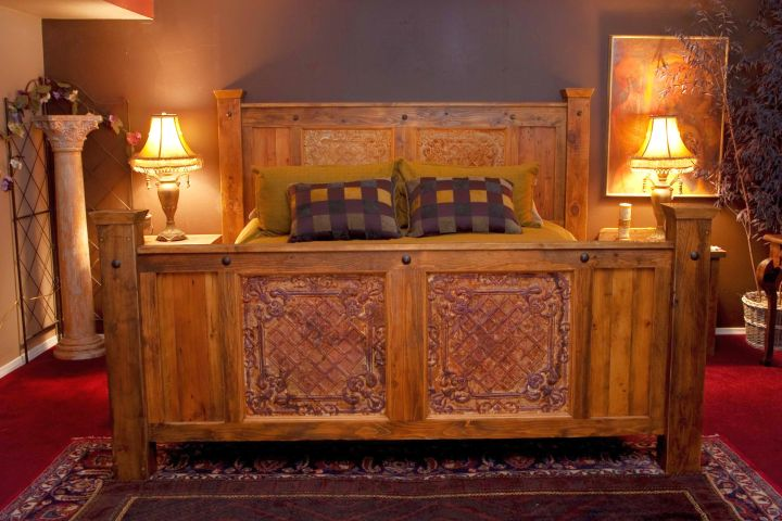 rustic tuscan style bedroom furniture