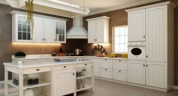 rustic vintage and retro kitchen design