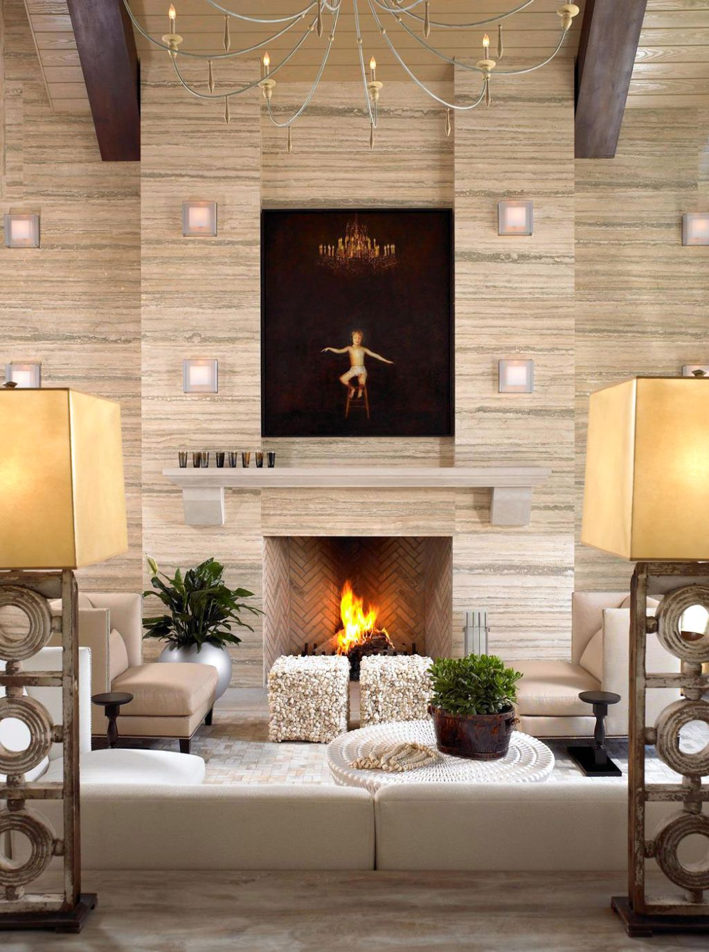 so what do you think about scandinavian fireplace design ideas 12 above its amazing right just so you know that photo is only one of 18 trending - Fireplace Design Ideas