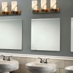 simple Bathroom vanity lighting ideas