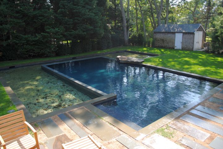 17 affordable small pool ideas to fit your budget for Simple inground pool designs