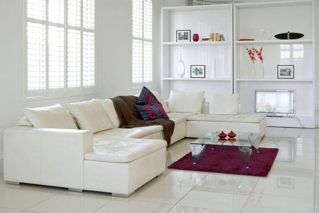 simple and classy wall shelving units for living room for small space