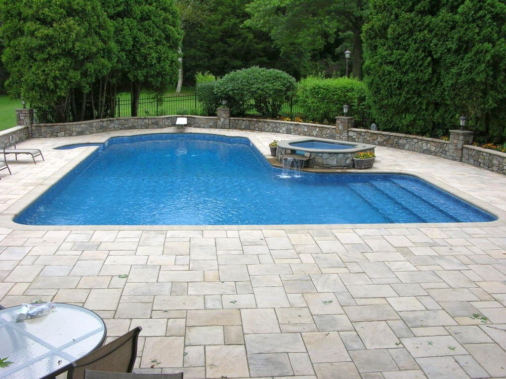 20 different pool shapes and designs in modern architecture for Pool design shapes