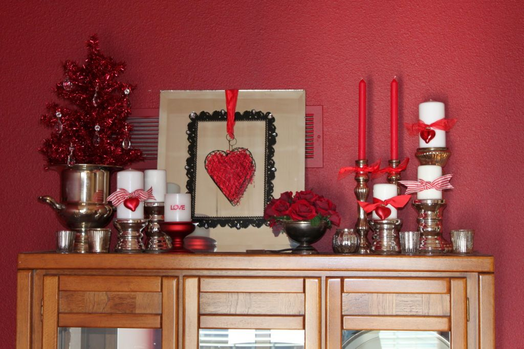 20 romantic bedroom decoration for valentines day - Valentine day room decoration ...