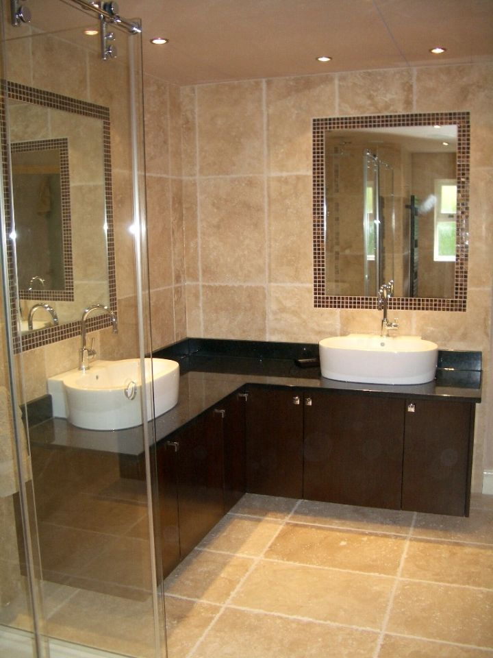 Gallery For Brown Bathroom Ideas