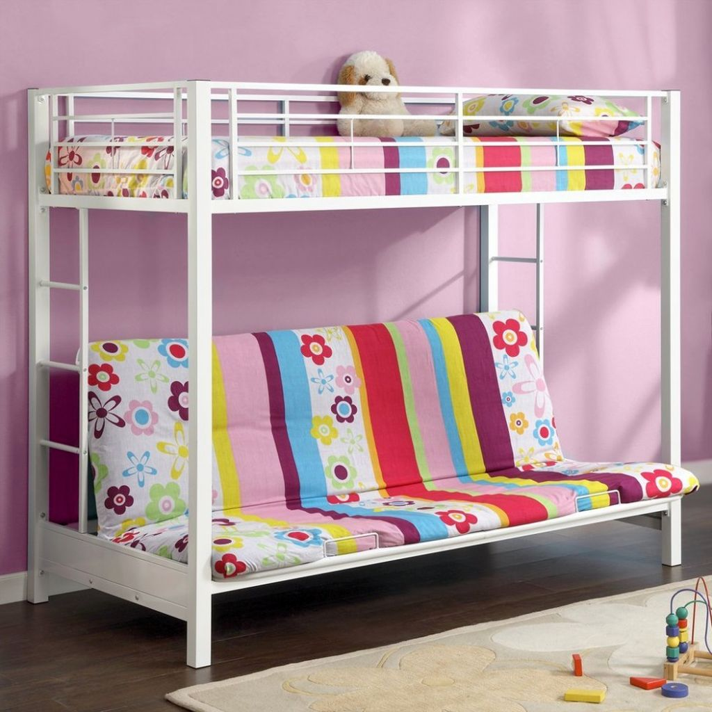 simple bunk unique beds for girls. Black Bedroom Furniture Sets. Home Design Ideas