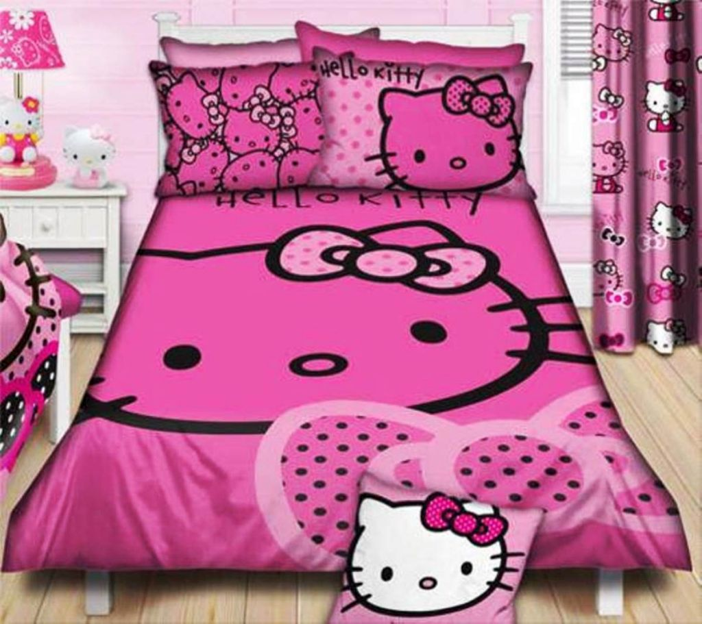 Gallery For Hello Kitty Girls Bedroom Designs