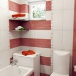 simple corner floating shelf decorating ideas for the bathroom