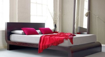 simple curved bed designs
