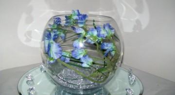 simple fish bowl centerpiece ideas