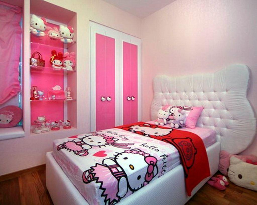 Girls bedroom designs cute teenage girl bedroom design ideas 3 ...