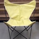 simple modern papasan chair