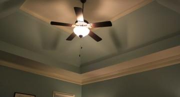 simple modern vaulted ceilings