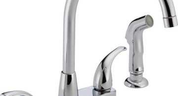 simple unique kitchen faucets