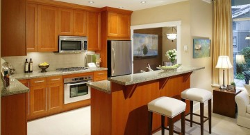 simple varnished only popular paint colors for kitchen