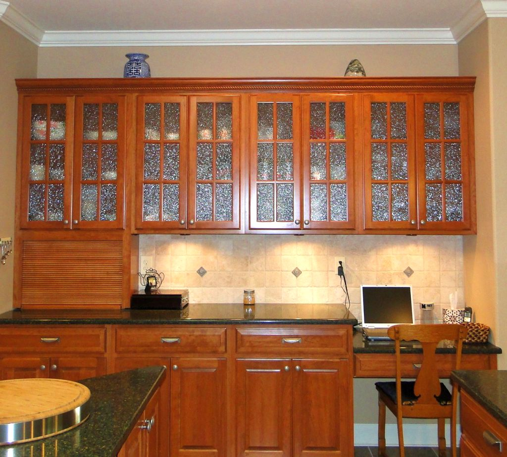 How To Put Glass In Kitchen Cabinet Doors: 19 Superb Ideas For Kitchen Cabinet Door Styles