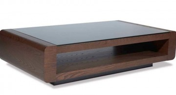 simple wood coffee table designs
