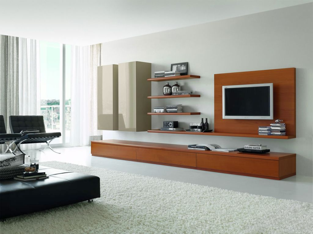 Shelving Units For Living Room -  living room wall cabinets