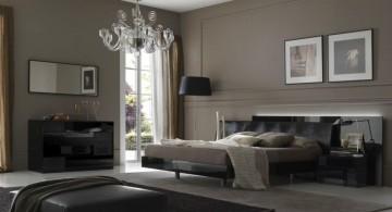 sleek and contemporary bedding ideas