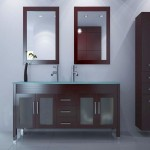 sleek and minimalist master bathroom lighting ideas