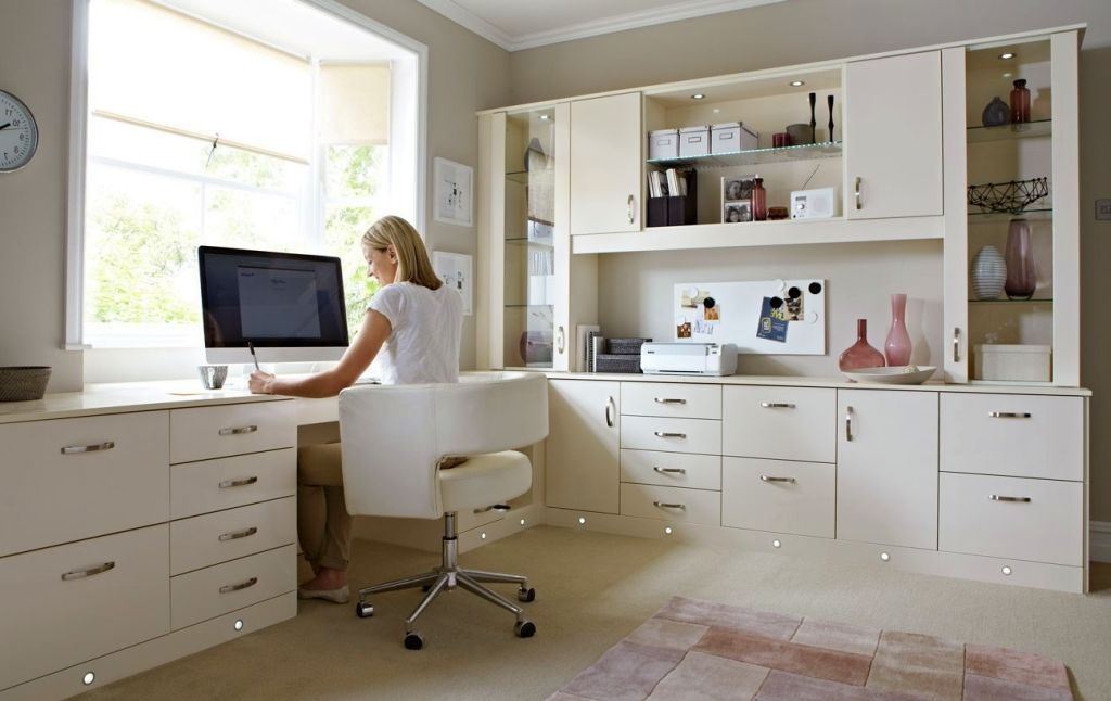 Stylish Home Office Accessories: 20 Stylish Yet Affordable Home Office Designs
