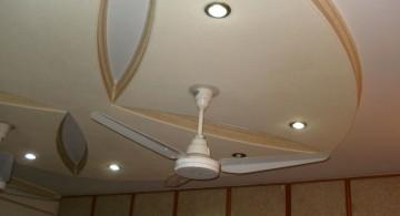 sleek contemporary drop ceiling decorating ideas