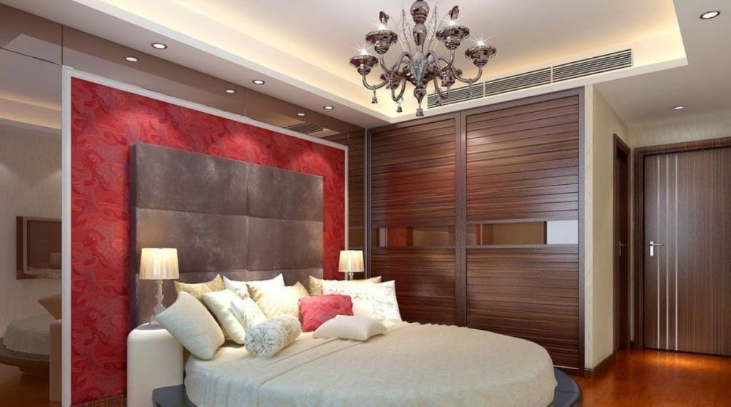 20 elegant modern tray ceiling bedroom designs for Ceilings for bedrooms