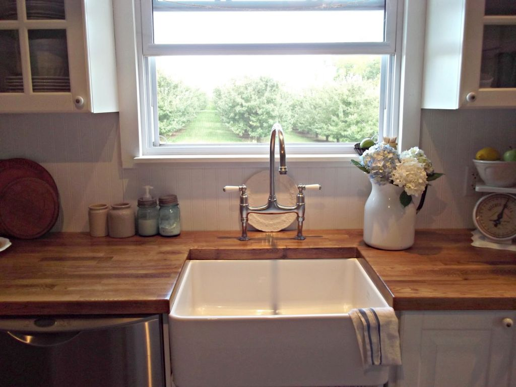 Vintage kitchen sinks for vintage style and maintaining kitchen sinks - Gallery For Freestanding Kitchen Sink Designs
