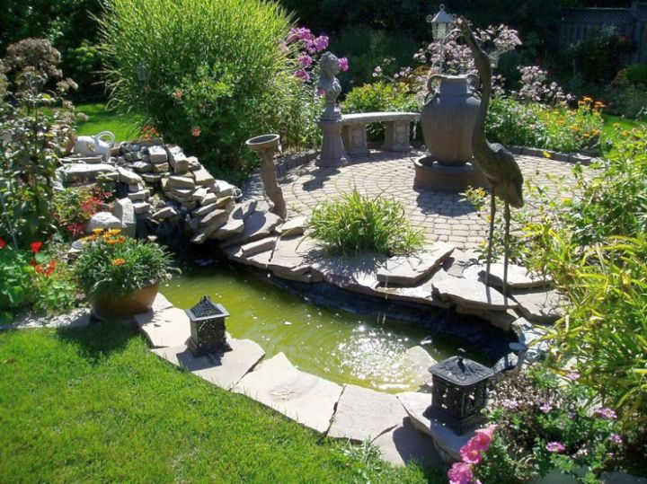 small japanese garden design ideas with small pool