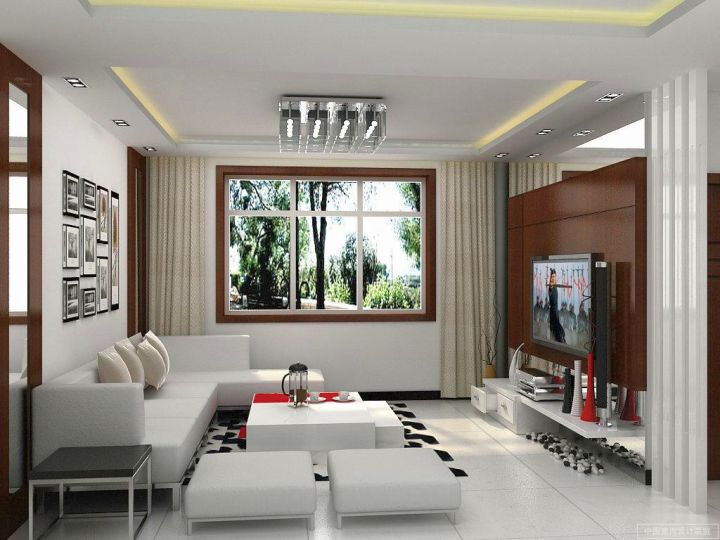 small living room ideas with track lighting