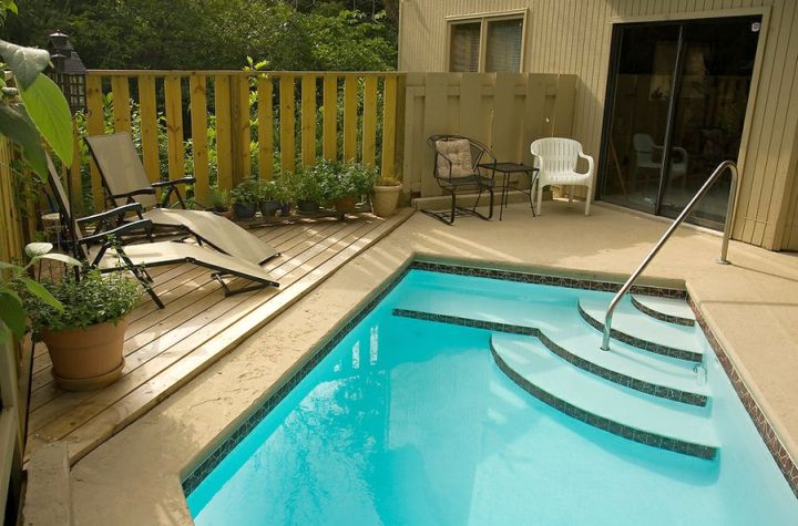 So, What Do You Think About Small Pool Idea For Limited Space Above? Itu0027s  Amazing, Right? Just So You Know, That Photo Is Only One Of 17 Affordable  Small ...