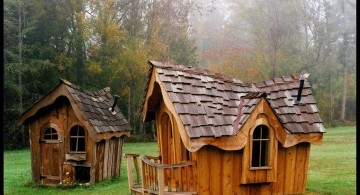 small unique cottages luxury outdoor playhouse