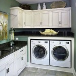 smart small laundry room storage solutions
