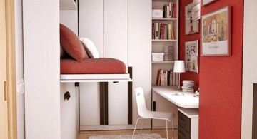 space smart murphy bed design ideas for small rooms for teenagers
