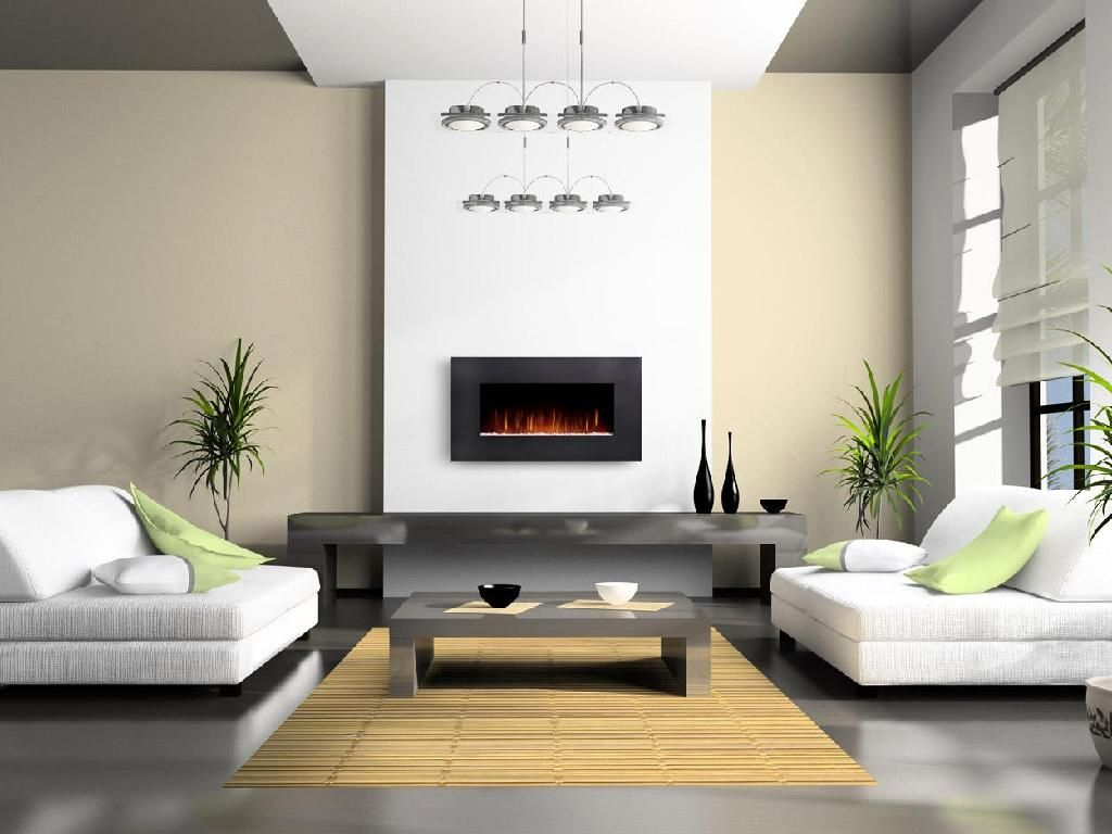 fireplace design ideas contemporary family room idea in other with - Design Fireplace Wall