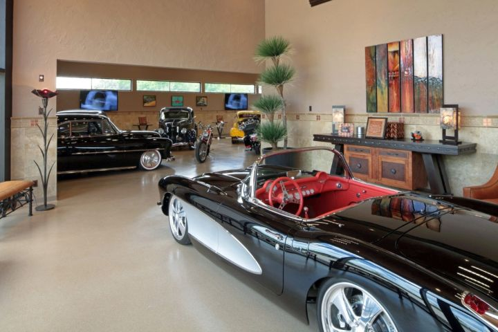 spacious modern garage designs and inspiration
