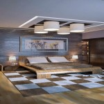 squares and circles drop ceiling decorating ideas