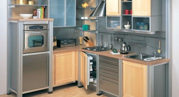 stand alone kitchen sink for small modern kitchens