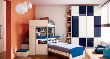 stylish bunk beds for boys