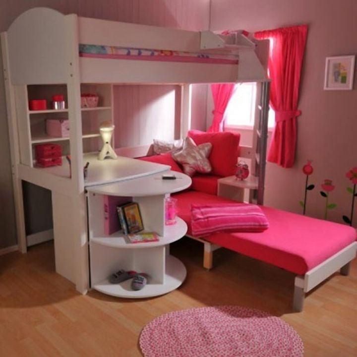 24 Modern And Stylish Teen Boys Room Ideas: 17 Cool And Stylish Bunk Beds