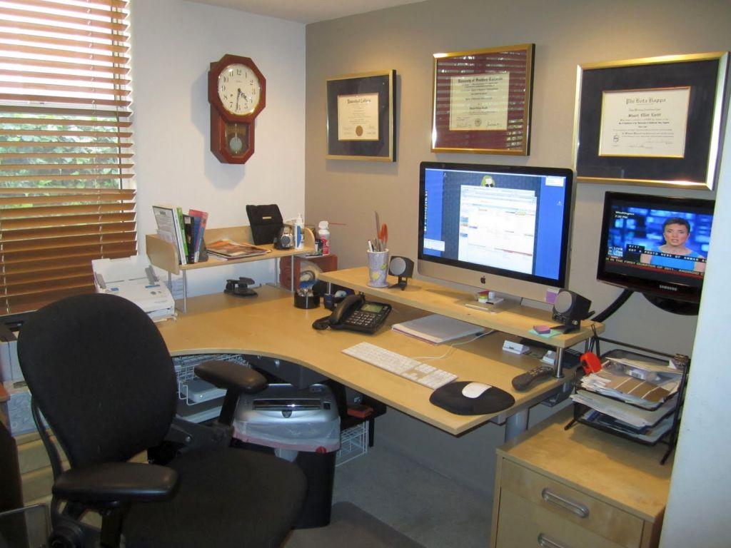 stylish home office space. Stylish Home Office Space K