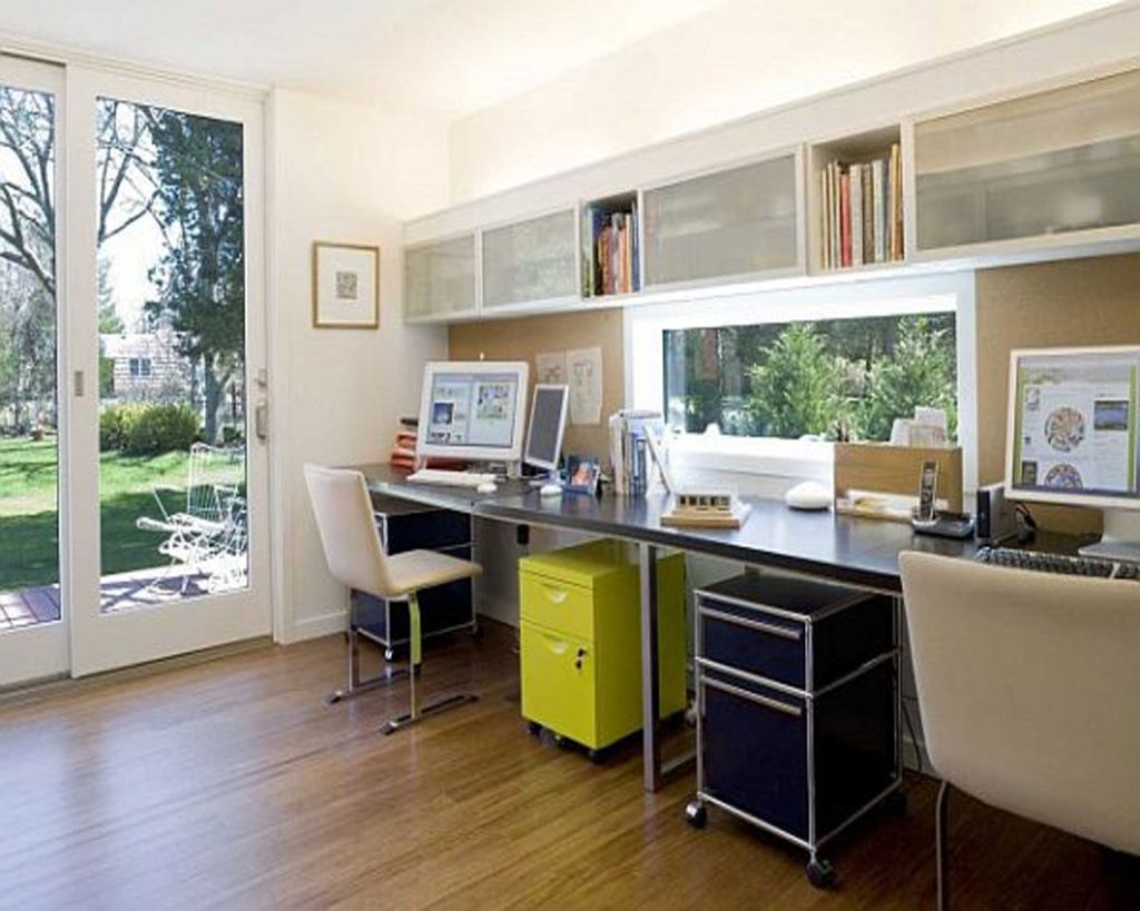 Gallery for stylish home office designs