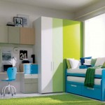 teenage girls room inspiration designs in bright colors