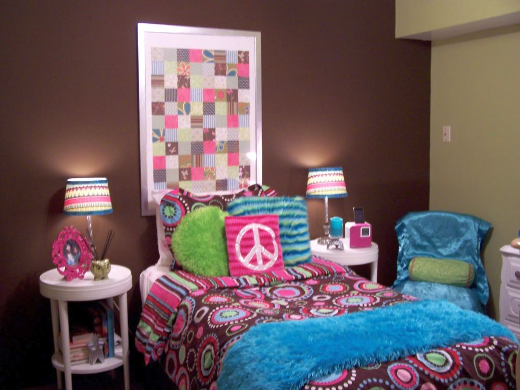 20 teenage rooms ideas you may never think of for Diy room decor ideas you never thought of