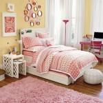 teenage rooms ideas in pink