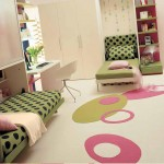 teenage rooms ideas with twin beds