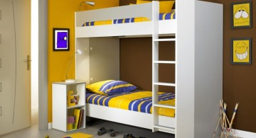 the simpsons themed cool bunk bed designs