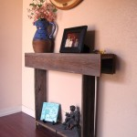 thin small entry table ideas for very small space