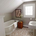 tiny bathroom design ideas for attic bathroom